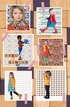 kids fashion - Fred & Ginger