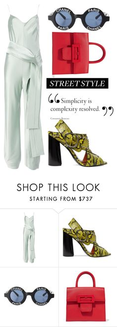 """""""Untitled #340"""" by starlie16 on Polyvore featuring Galvan, 3.1 Phillip Lim, Chanel and Maison Margiela"""