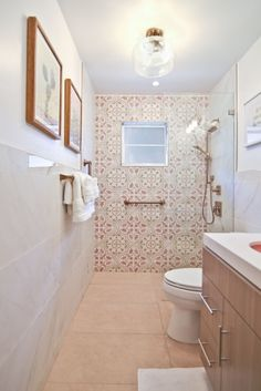 The Pink Project: Bathroom Remodel for Autism Awareness