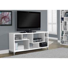 """Monarch Specialties Inc. 72"""" Standard Bookcase"""