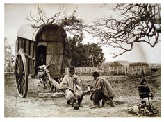 Gauchos making mate, from the Argentine nation's witcomb archive