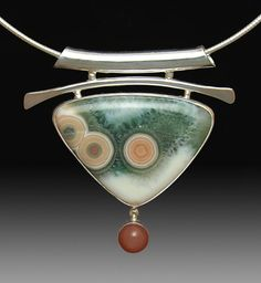 RON RUNTENELLI - love the stones he uses.