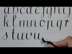 Welcome ♥ I want to show you how to write beautiful letters and drawings for beginners. Every month new videos about fancy, cursive and swirly letters and dr...