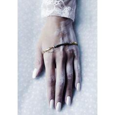 Bracelet de main L'OR NOIR