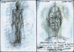 Alberto Giacometti. 29 Noviembre, 2011.