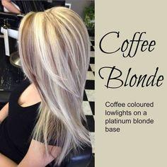 Image result for platinum blonde hair with dark lowlights