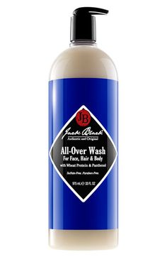 Jack Black All-Over Wash ($82.50 Value) available at #Nordstrom  My husband loves all Jack Black products!