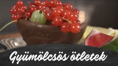 Izgalmas GYÜMÖLCSÖS ötletek   Alkoss ma is valamit   INSPIRÁCIÓK Csorba ... Pudding, Desserts, Food, Youtube, Tailgate Desserts, Deserts, Custard Pudding, Essen, Puddings