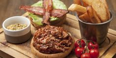 For the ultimate pulled pork recipe, Matt Weedon cooks three different cuts of pork in a water bath for tender pulled pork, and serves his pulled pork in a bun with apple and bacon.