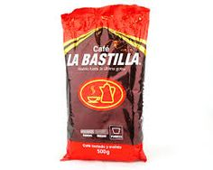 Cafe la bastilla Colombia coffee