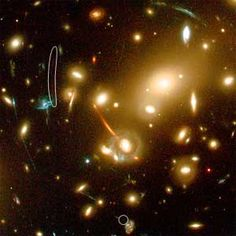 Hubble & Keck Teams Find Farthest Known Galaxy in Universe. This new galaxy was detected in a long exposure of the nearby cluster of galaxies Abell 2218, taken with the Advanced Camera for Surveys on board the Hubble Space Telescope.