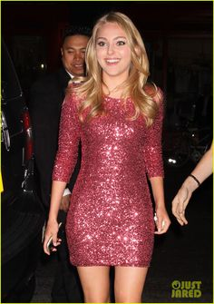 AnnaSophia Robb: CW Upfront After Party! I love this dress!