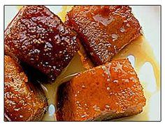 Receta de la sopa borracha | Mis Recetas Nicas