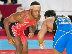 2011 World Freestyle Wrestling Championships-Jordan Burroughs def Iran