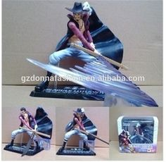 One Piece Japanese Anime Hawkeye Action Figure, View One piece, donnatoyfirm Product Details from Guangzhou Donna Fashion Accessory Co., Ltd. on Alibaba.com