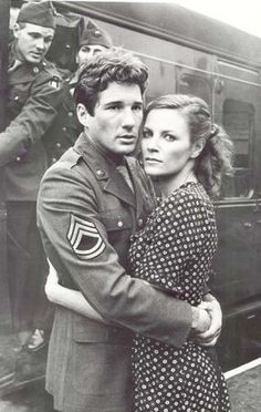 Richard Gere in Yanks with Lisa Eichhorn.  One of his earliest films, but it is still my favourite one.