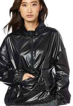 Vinyl Raincoat, Blue Jumpsuits, Athleisure Outfits, Cosplay Outfits, Rain Wear, Leather Fashion, Under Armour, Active Wear, Luxury Fashion