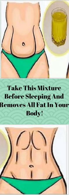 Take This Mixture Before Sleeping And Removes All Fat In Your Body-The drink we are going to suggest today is one of the most beneficial natural beverages you can have, as it will detox your system, help you lose belly fat, and boost your metabolism. A clean and healthy colon is essential to ensure that your body is absorbing all the nutrients and vitamins it needs …