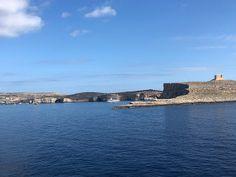 Viajar: Isla de Comino (Malta)