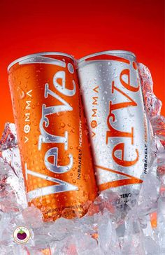 Verve Energy Drink for insanely healthy energy. The next big thing!