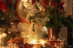 Caprice of Mykonos Christmas Buffet, Christmas Mood, Christmas Lights, Xmas, G Photos, Event Styling, Mykonos, Nye, Event Decor