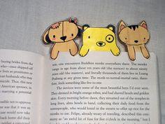 Make Simple Kawaii Bookmarks