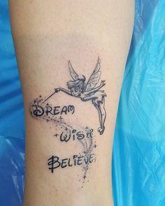 Fairy Tattoos und die magische Welt der Tinte | InkDoneRight