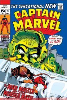 Captain Marvel (1968) #19