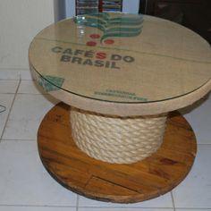 Mesa Carretel Café 001