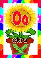 Alpabetong Filipino - O Classroom Charts, Classroom Bulletin Boards, Classroom Design, Grade 1 Reading, Kindergarten Anchor Charts, All Pop, Origami Butterfly, English Reading, Reading Passages