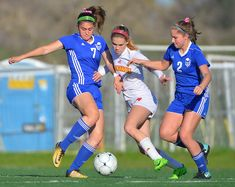 """SACRAMENTO — In what was perhaps the biggest scare of its season, the Davis High girls soccer team came out of a tough Thursday battle against rival St. Francis unscathed … just. After a first half that made it seem as if scoring a goal was more of a """"when"""" than an &...  https://www.davisenterprise.com/sports/devils-held-scoreless-at-st-francis/  #davisenterprise #Sports #B1"""