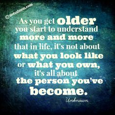 As you get older, you start to understand more and more… #notsalmon