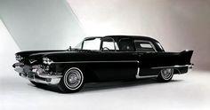 One Off 1956 Cadillac Eldorado Brougham Town Car Concept Goes On ...