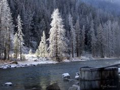 Stanley, Idaho Hotsprings