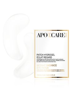 Shining eyes are a real head-turner. But what can you do if you didn't get enough sleep? Every beauty case should include APOT.CARE eye patches! In a moment they reduce the signs of tiredness.