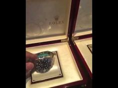 Rolex watchs