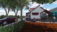 Architecture | Atap Rumah Studio