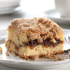 Cinnamon-Streusel Coffeecake: King Arthur Flour