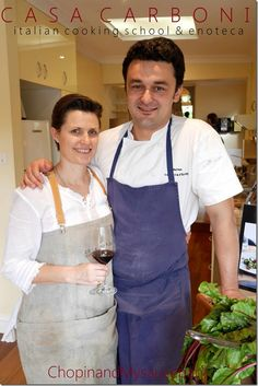 Located in the picturesque town of Angaston just over an hour's drive from Adelaide in the heart of the Barossa Valley is Matteo & Fiona Carboni's Casa Carboni Italian Cooking School & Enoteca. Matteo's philosophy is to teach recipes that can be easily replicated at home so you can prepare delightful Italian dishes for your family and friends.