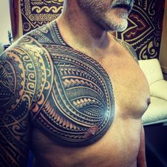 ...  hence Samoan tattoos can also be referred to as Polynesian tattoos