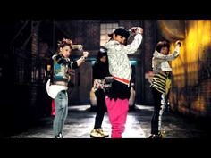 2NE1~Fire *Street Version <3 I love this video & these girls rock. Such a hot song
