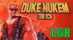 LGR - Duke Nukem 3D - DOS PC Sport Evaluate