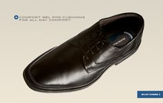 Shop Men's Dress Shoes on NunnBush.com. Dress to impress. Looking sharp just got easier with our new dress collection.