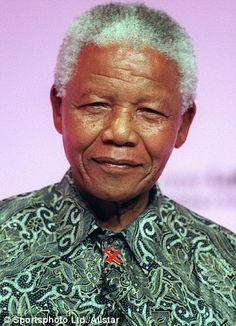 Colourful fashion line inspired by Nelson Mandela coming to the U.S