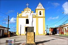 Igreja Centro de Arraial d'ajuda - Porto Seguro - Brazil 2015  Meu Lema: Viajem Mais. Crie Grandes Memorias My Motto: Travel More. Create Better Memories. www.vivaviagemfotos.com