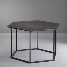 Buy Content by Terence Conran Hexagon Side Table Online at johnlewis.com