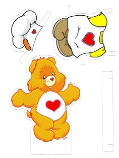 Pin by Crafty Annabelle on Care Bears Printables | Pinterest | Care ...