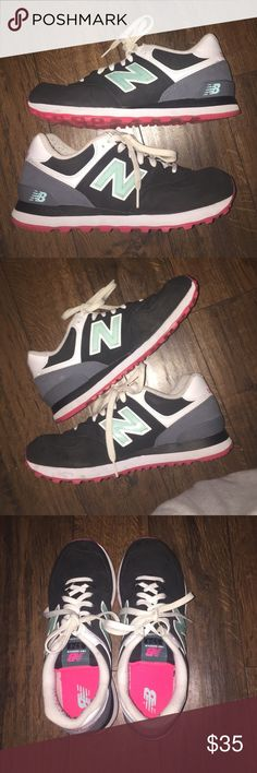 New Balance 574 Sneakers tennis shoes in great condition. nike adidas nmd sneakers Nike Shoes Sneakers