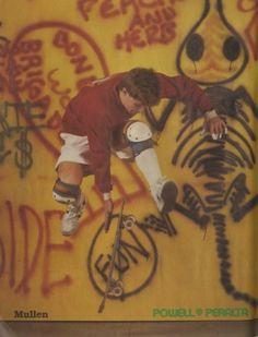 Rodney Mullen - Old School Skateboarding