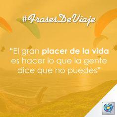 ✈Te invitamos a que viajes y conozcas el mundo. #ViajarEsCostamar, reserva ahora online en www.costamar.com